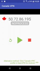 Canada VPN 1