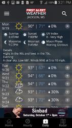 First Alert Weather 1