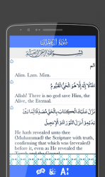 Full Quran with audio y read 1