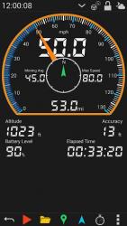 GPS HUD Speedometer 1