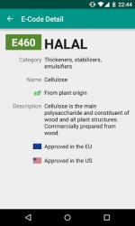 Halal E-Numbers 1