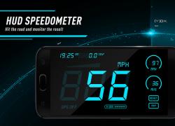 Hud Speedometer 1