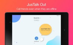 JusTalk  Video & Voice call 1