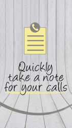 Notes with Caller ID 1