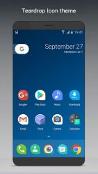O Launcher 8.0 para Android 1