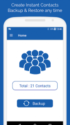 Smart Contacts Backup 1