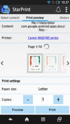 StarPrint – Mobile Print App 1