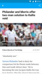 ESPNcricinfo Cricket App 1