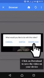 Video Downloader para Facebook 1