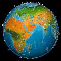 world Map Atlas 2017